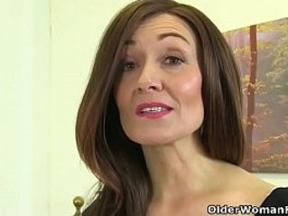 creampie videos - Mature cunts getting creampied without the risk of pregnancy